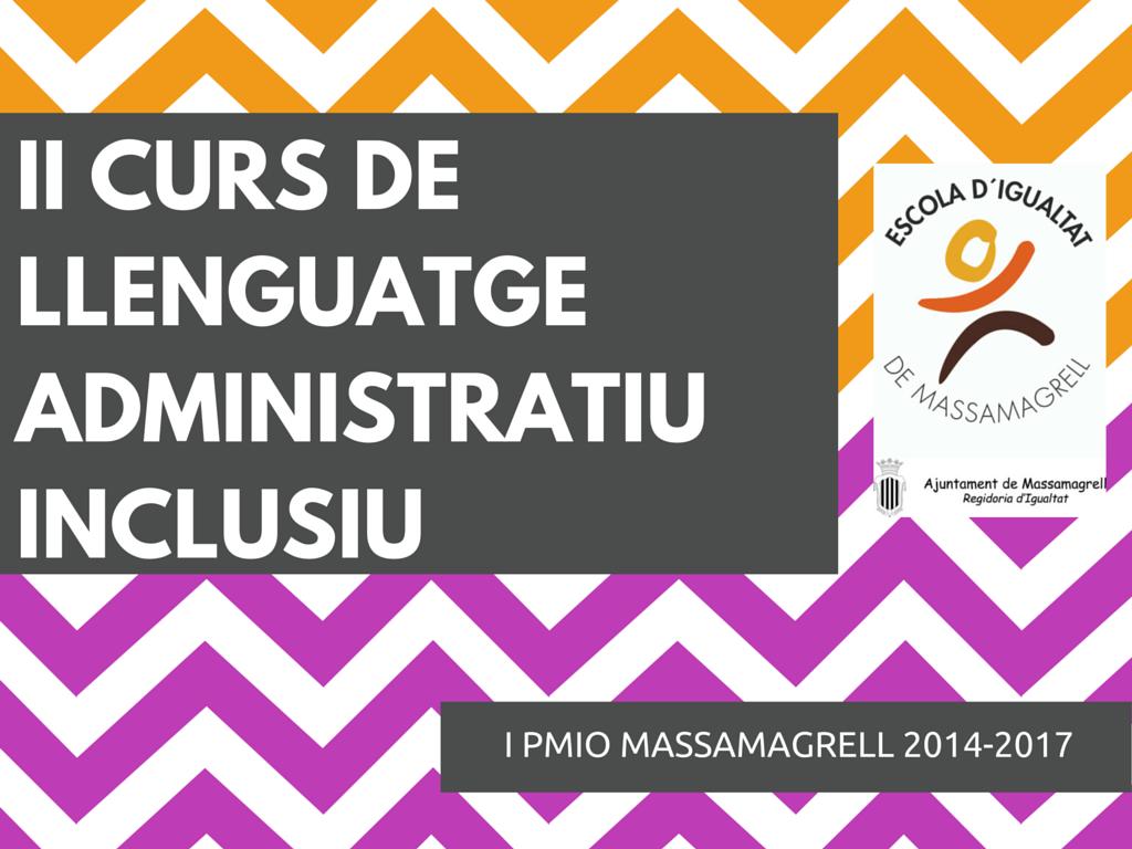CURS LLENGUATGE MASSAMAGRELL