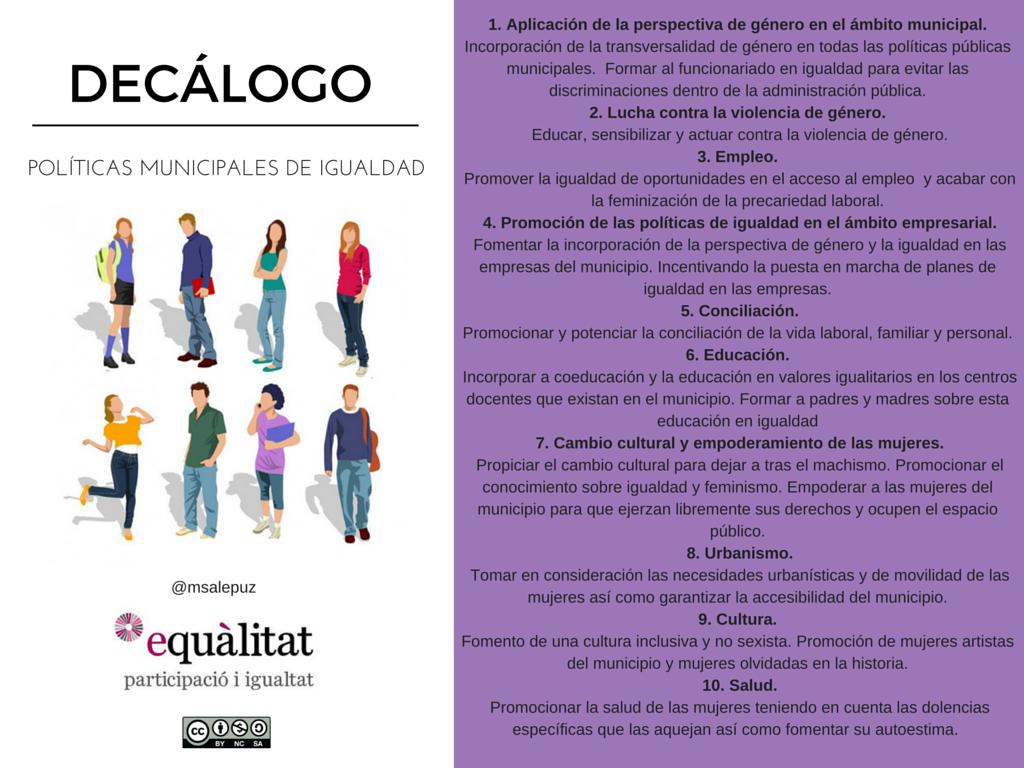 DECÁLOGO_igualdad